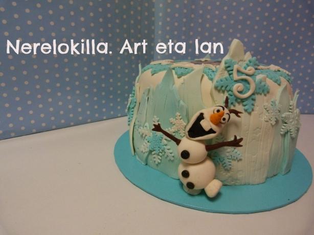 tarta frozen 11